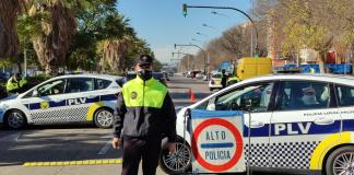 Las fuerzas de seguridad se despliegan para blindar Valencia: así será el control perimetral