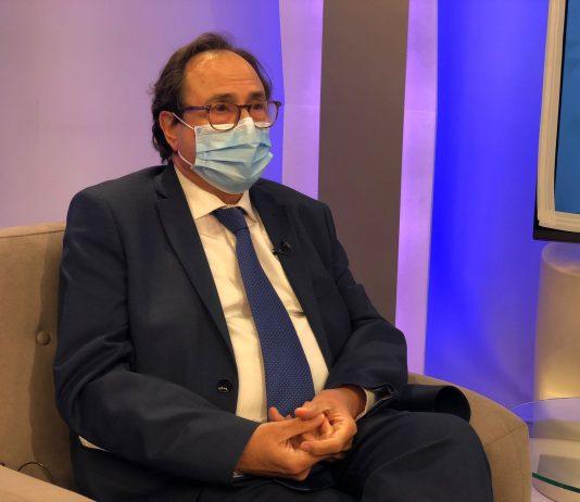 """Vicent Soler: """"Debemos solucionar la sanidad para salvar la economía"""""""