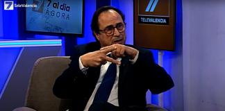 """El conseller Vicent Soler explica la crisis económica que atravesamos """"en forma de K"""""""