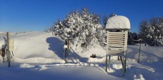 OLA DE FRÍO | Los 15 municipios valencianos más fríos de esta madrugada