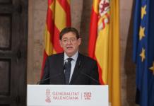 Ximo Puig desvela los cuatro motivos que impiden decretar un nuevo confinamiento en la Comunitat Valenciana