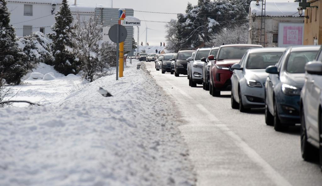 Una ola de frío extremo azota Valencia: consulta los días más fríos de esta semana