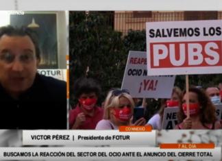 """El ocio valenciano se pronuncia: """"Tiene que prevalecer la salud pero también la economía, sin ella no comemos"""""""