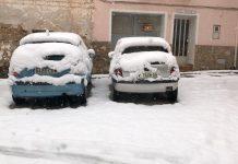 Los municipios valencianos donde más ha nevado y llovido