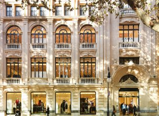 Once tiendas de Inditex cierran en la Comunitat Valenciana