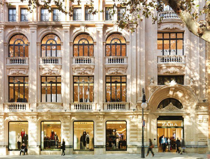 El Zara más grande de Europa ya toma forma en Valencia