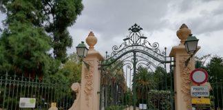 cierran jardines de Valencia