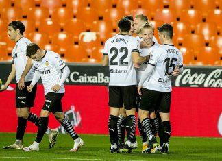 el Valencia CF se reencuentra con la victoria