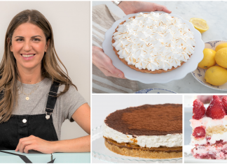 Paula Babiano, la emprendedora que cambió la abogacía por la pastelería triunfa con sus tartas en Valencia