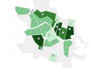 Los seis barrios de Valencia con más coronavirus