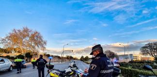 La Policía triplicará su presencia en zonas rurales ante el desplazamiento de 700.000 valencianos