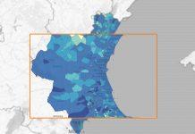 Una decena de municipios valencianos superan la media nacional de incidencia de contagios