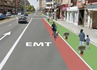 Así será la transformación de Pérez Galdós y Giorgeta con más acera y dos nuevas plazas