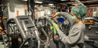 Sanitat prorroga el cierre de los gimnasios 15 días más