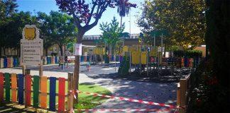 Las zonas de juegos infantiles en parques y jardines reabrirán próximamente