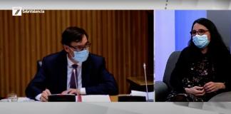 """Mónica Oltra: """"No me acaba de cuadrar que se saque rédito político de la gestión de una pandemia"""""""