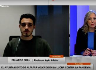 """Eduardo Grau: """"La no separación de municipios hace imposible un verdadero control de la pandemia"""""""