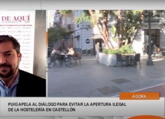 """Pere Valenciano: """"Tenemos que darle una mayor importancia a las multas para los que incumplen las normas"""""""