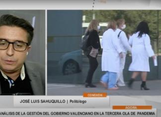 """J. Luis Sahuquillo: """"Creo que la responsabilidad social ha fallado"""""""