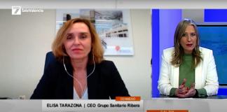 """Elisa Tarazona: """"Nuestra prioridad es mejorar la salud de todos los ciudadanos"""""""