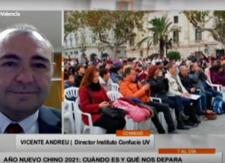"""Vicent Andreu: """"Hemos conseguido expandir el año nuevo chino en la Comunidad Valenciana"""""""