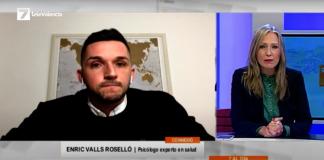 """Enric Valls: """"Tenemos que evitar la Sobreinformación, hay que saber relajarse"""""""