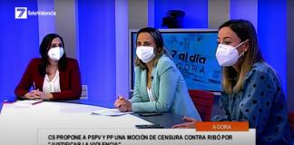 Los miembros de la oposición exigen la dimisión del alcalde de Valencia