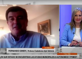 """Fernando Giner: """"Las ayudas directas tiene que llegar en el mes de febrero, no se pueden demorar más tiempo"""""""