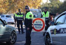 Segundo fin de semana de confinamiento perimetral en la ciudad de Valencia