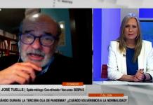 El epidemiólogo José Tuells: ¿Cuándo superará Valencia la tercera ola?