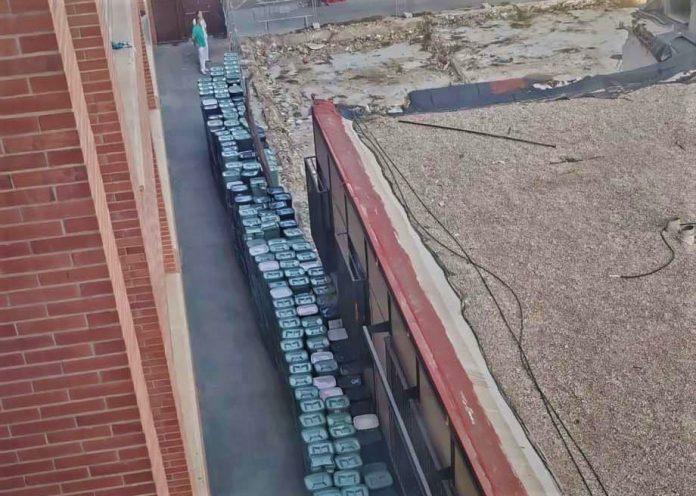 Continuan la acumulación de residuos
