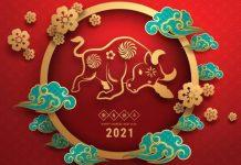 El día 12 de febrero se celebra el año nuevo chino, el año del Buey de Oro