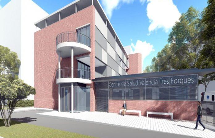 Sanitat comienza las obras de un nuevo centro de salud Valencia