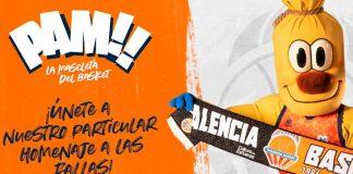 "Valencia Basket ""disparará"" cinco mascletaes únicas en la semana de Fallas"