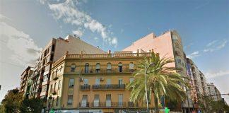 Rescatan a una mujer secuestrada por su marido en un piso de Valencia