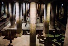 """La """"catedral de las tormentas"""", un espacio secreto que protege a Valencia de las inundaciones"""