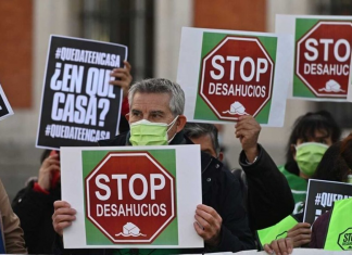 La Comunitat Valenciana vive un desahucio cada dos horas
