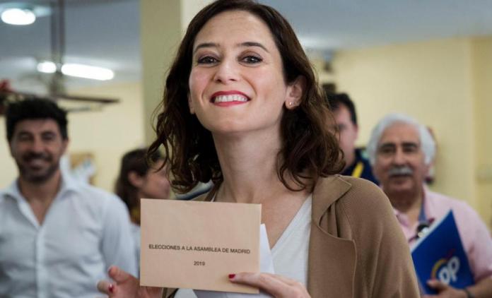Convocan elecciones anticipadas en Madrid