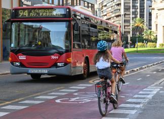 Todos los medios de transporte que este miércoles serán gratuitos en Valencia