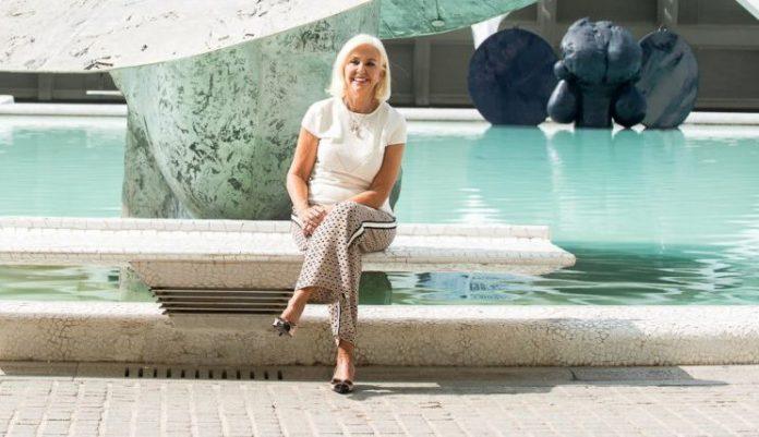 Hortensia Herrero, la gran impulsora del arte en Valencia