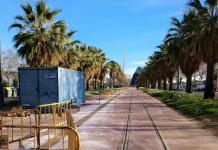 Una avenida principal de Valencia se cortará al tráfico durante 15 días