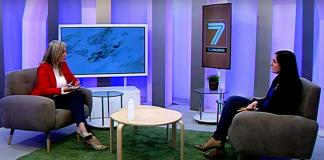 """Elisa Valía: """"El análisis del agua nos permite saber lo que nos viene"""""""