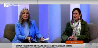 """María José Catalá: """"El decreto ley de ayudas llega 365 días tarde"""""""