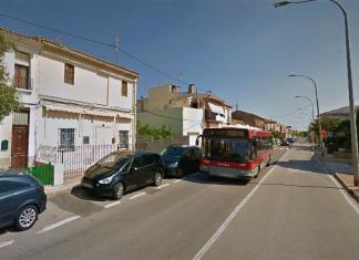 Pedanía La Punta de Valencia.