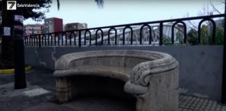 Todos restos de la plaza de Goerlich en jardines y el cementerio de Paiporta