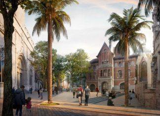 Las obras del entorno de la Lonja y el Mercado Central ya tienen fecha