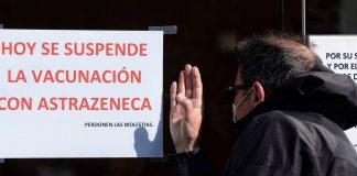 """La EMA confirma el """"posible vínculo"""" entre AstraZeneca y los trombos pero insta a proseguir la vacunación"""