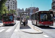 Disparan a dos autobuses de la EMT en la Malvarrosa
