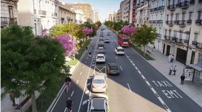 """La nueva avenida del Puerto se transformará """"de autopista urbana a paseo al mar"""""""