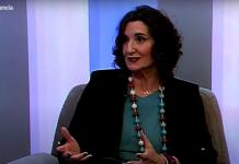 Mercedes Caballero responde a Baldoví sobre sus dudas del fin del astado de alarma
